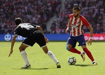 Lucas, Thomas y Carrasco, en el once atlético; Hazard y Cesc, en el Chelsea