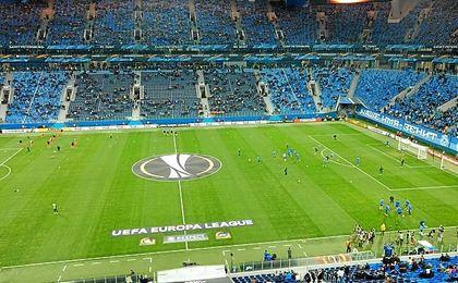 Zenit-Real Sociedad, en directo