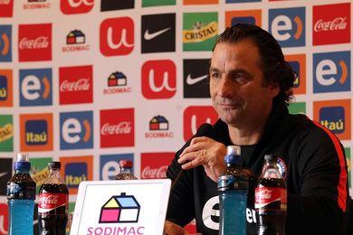 Pizzi excluye a Marcelo Díaz de Chile para los partidos con Ecuador y Brasil