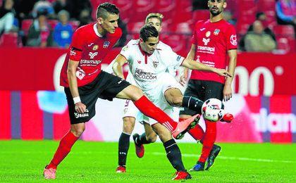 Los posibles rivales de Copa del Sevilla en el sorteo de hoy