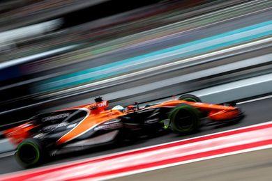 """Alonso: """"El coche va muy bien en este circuito"""""""