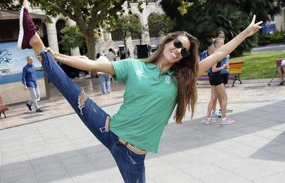 Carolina Marín, Ona Carbonell y Pareja fomentan deporte femenino en Valencia