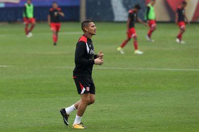 Guerrero llegó a Lima para jugar los dos partidos más importantes de su vida