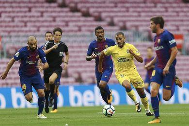 3-0. El Barcelona suma el pleno al siete bajo el silencio del Camp Nou