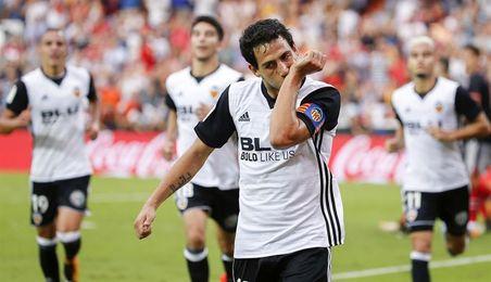 3-2. El Valencia se llevó un partido intenso