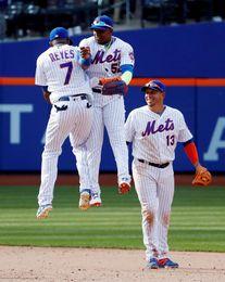 7-4. Cabrera pega jonrón y define el triunfo de los Mets sobre los Filis