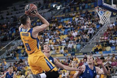 84-76. Herbalife Gran Canaria sufrió hasta el final para vencer a Gipuzkoa