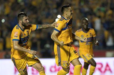 El brasileño Juninho le da el triunfo a los Tigres sobre el campeón Guadalajara