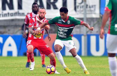 Marathón vence al Vida con gol del colombiano Arboleda y es nuevo líder del fútbol en Honduras