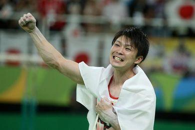 El no va más de Uchimura: el séptimo título mundial al alcance de la mano