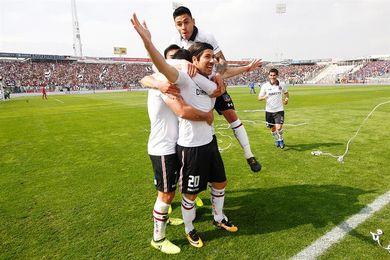 Colo Colo le gana a Universidad Católica y se acerca al líder Unión Española