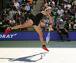Garbiñe Muguruza aumenta su ventaja en el ránking WTA tras el Torneo de Wuhan