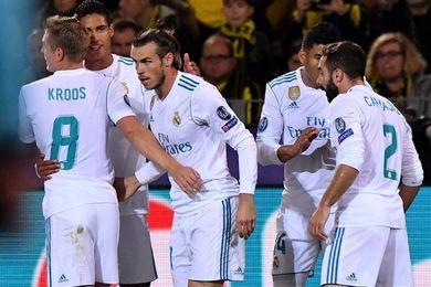 El gol de Bale al Dortmund, elegido el mejor de la segunda jornada