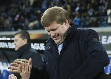 El belga Hein Vanhaezebrouck, nuevo entrenador del Anderlecht