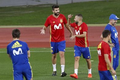 """Lete, sobre Piqué: """"Nada justifica los insultos a los jugadores"""""""