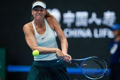 """Maria Sharapova: """"Tengo que reajustarme física y mentalmente"""""""