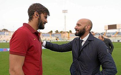 La Roma de Monchi camina con paso firme en la Serie A.