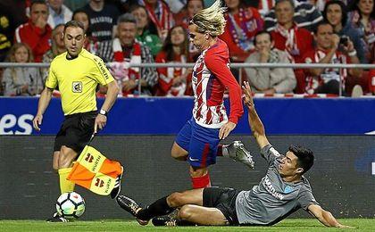 Cuando ha estado apto, Míchel ha apostado por Diego González.