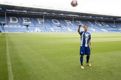 Bojan (Alavés) se recupera de su lesión y regresa a los entrenamientos