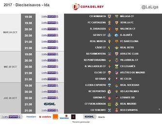 Ya hay horario para el Cartagena-Sevilla de Copa