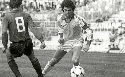 Enrique Montero, X dorsal de leyenda