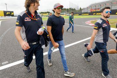 """Sainz: """"En 2018 seré piloto Renault y mi prioridad será dar todo para ellos"""""""
