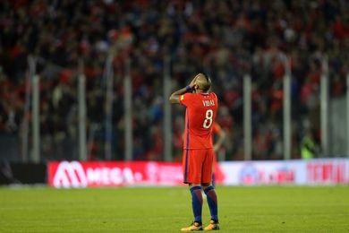 2-1. Chile recupera la fe en Rusia 2018 con un agónico triunfo ante Ecuador