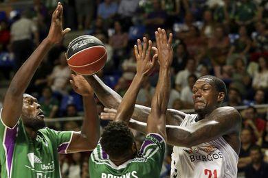 93-72. Unicaja muestra su potencial ante un débil San Pablo Burgos