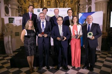 Coca-Cola European Partners recibe el V Premio de Responsabilidad Social Empresarial