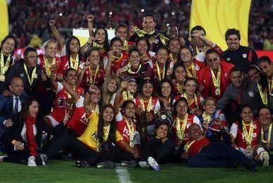 Santa Fe viaja a Paraguay para jugar su primera Copa Libertadores femenina