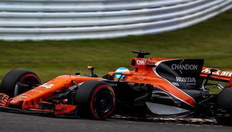 """Alonso: """"La carrera de mañana está complicada"""""""