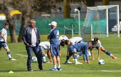 Argentina busca afinar la puntería de cara al encuentro decisivo en Quito