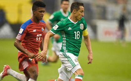 3-1: Partido completo para Guardado en una México invicta