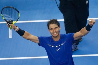 Nadal alcanza su cuarta final en Pekín y Halep ya es la nueva número uno