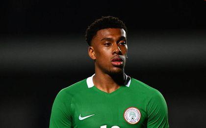 Alex Iwobi (Arsenal FC) ha sacado el billete a Nigeria para Rusia.