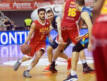 El UCAM busca estrenarse ante el Andorra con las dudas de Oleson y Faverani
