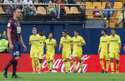 El Villarreal no estaba siete jornadas fuera de Europa desde el año del descenso