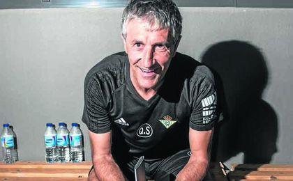 Setién posa para ESTADIO Deportivo.