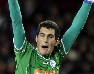 Sergio Herrera, nuevo ídolo rojillo tras parar tres penaltis en Cádiz