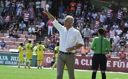 Uría ya fue segundo de Marcelino en el Sevilla o el Villarreal.