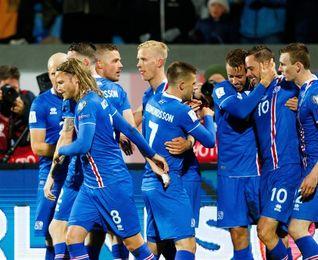 2-0. Islandia no falla y jugará por primera vez en su historia un Mundial