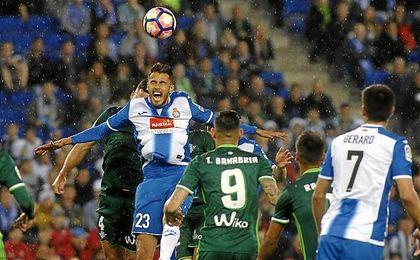 Imagen del Espanyol-Betis de la 16/17.