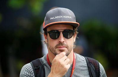 Fernando Alonso publicará a finales de 2018 su autobiografía con Planeta