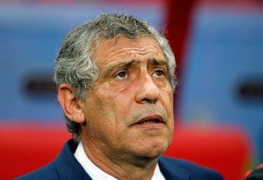 Fernando Santos respeta a Suiza, pero dice que Portugal es favorito