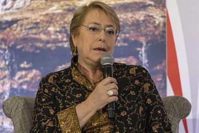 Michelle Bachelet alentará a la selección de Chile en Sao Paulo