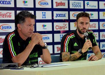 Osorio dice que la propuesta de México ante Honduras será la de ir a buscar el triunfo