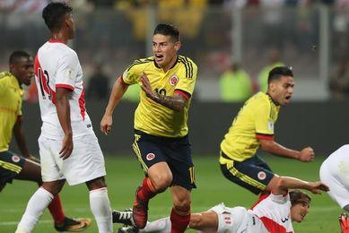 1-1. Empate deja a Colombia en el Mundial y a Perú en la repesca