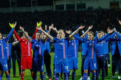 Islandia histórica, Alemania poderosa, Holanda rota y Lewandowski artillero