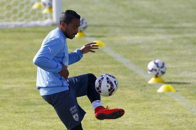 El uruguayo Pereira pasará por el quirófano y será baja en Cerro Porteño tres meses
