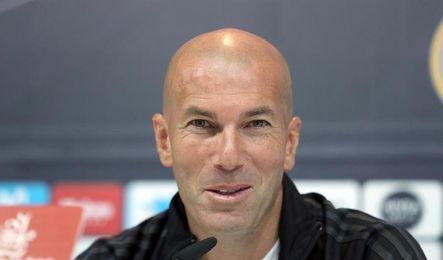 Zidane ya piensa en el Getafe con todos los futbolistas a su disposición